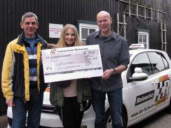 500 € für Gifhorner Kinderfonds