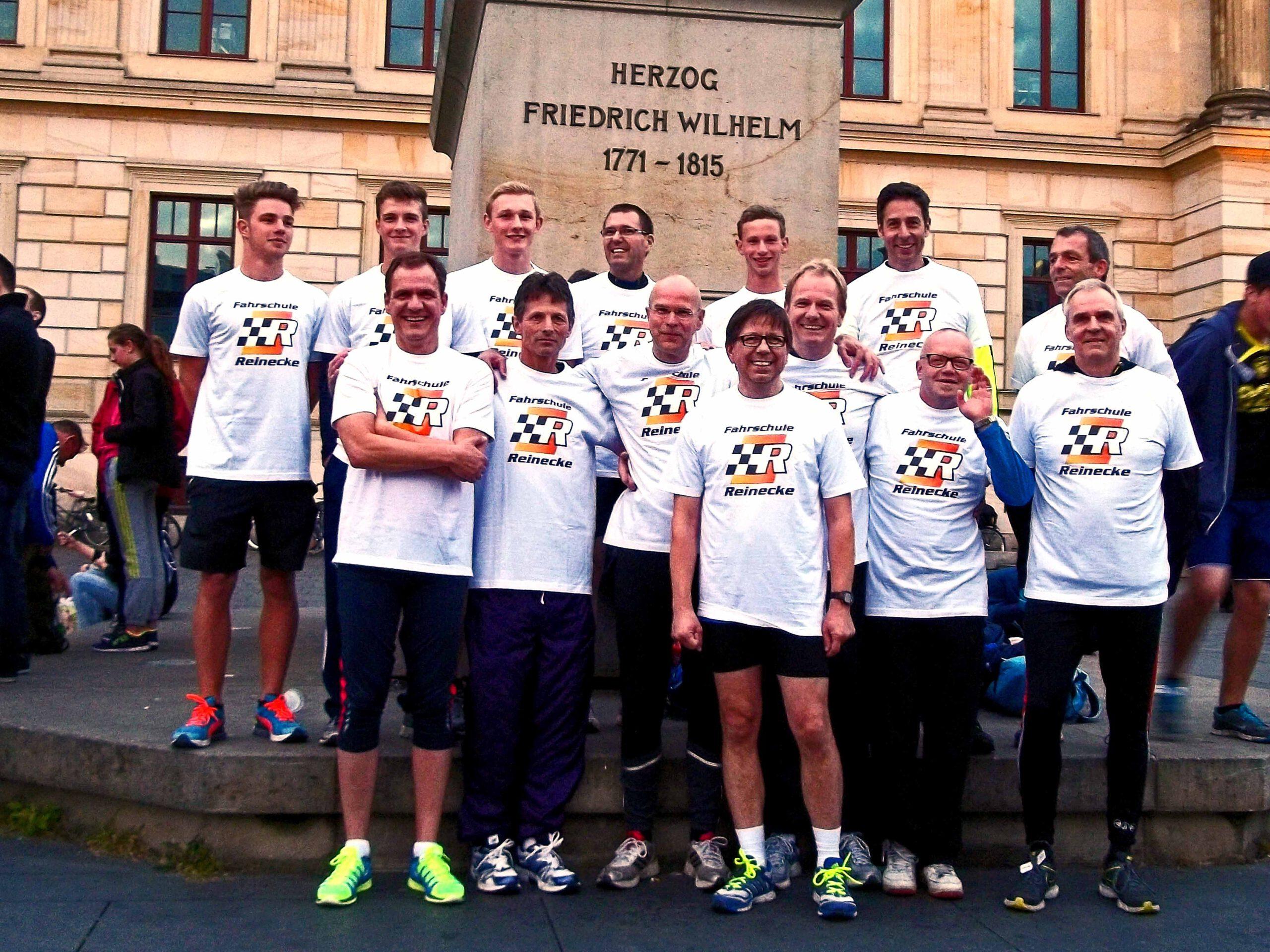 Nachtlauf-Team 2014