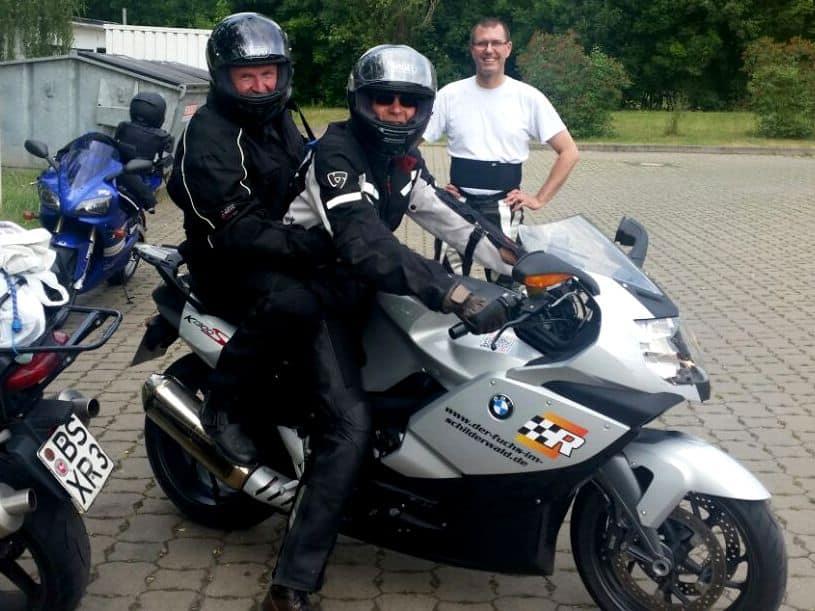 Motorradwochenende im Zittauer Gebirge