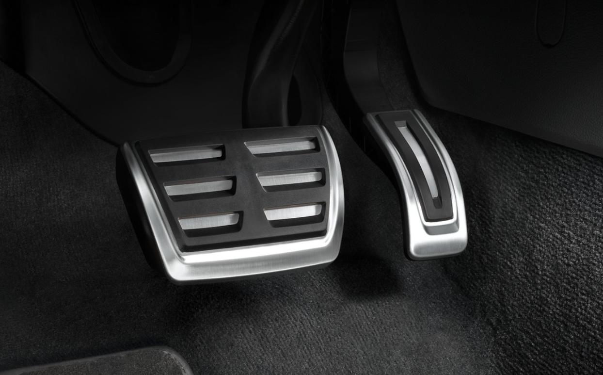 Gas und Bremse bei Automatik