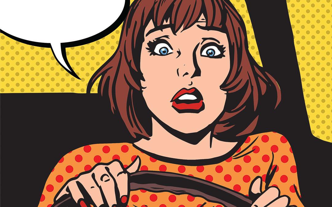 Angst vorm Autofahren?