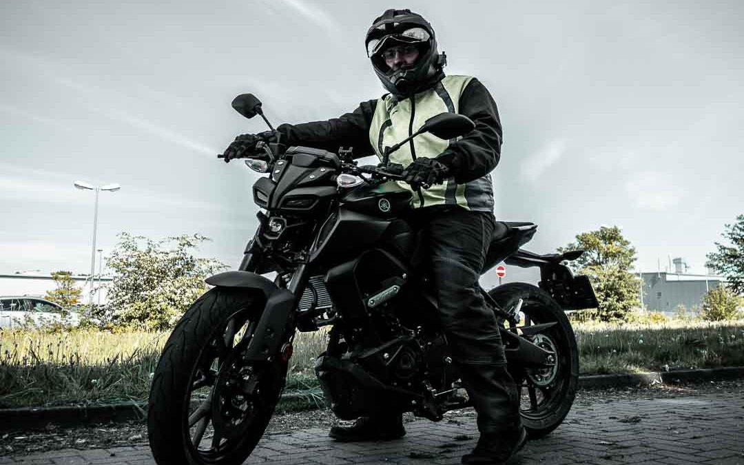 B196 – Motorradfahren mit Autoführerschein